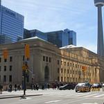 Toronto Union Station and Union Station Rail Corridor