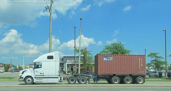 S & R Trucking by RobertArcher