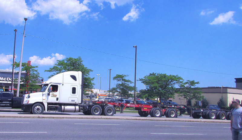 Perry Trucking , Tupperville ON