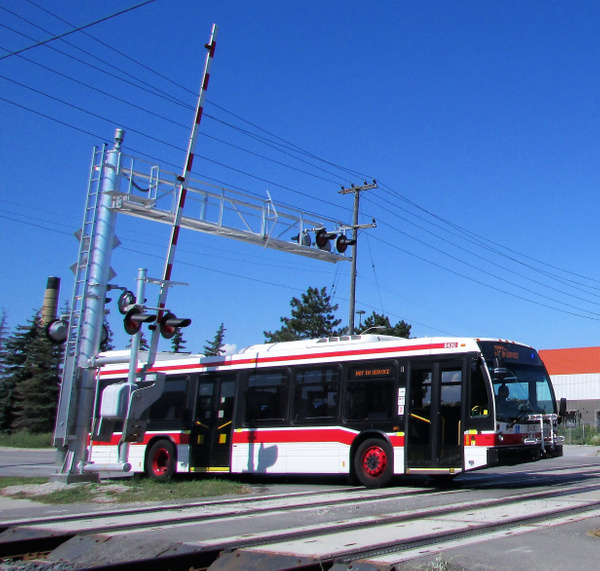 TTC Transit Photos by RobertArcher