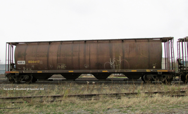 GOVERNMENT GRAIN CARS by RobertArcher