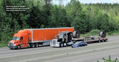 Truck Lines - S