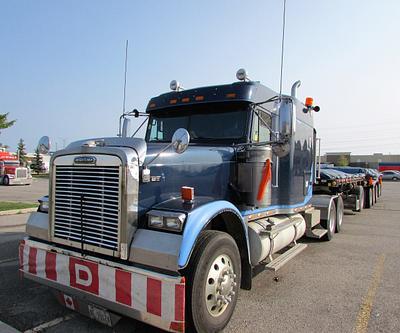 Truck Lines - N
