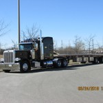 Truck Lines - X,Y,Z