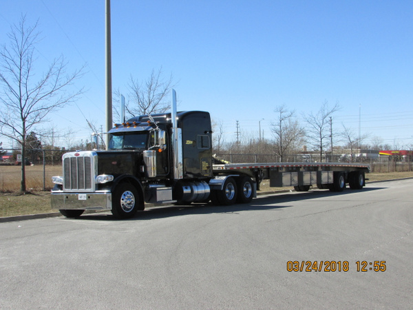 Truck Lines - X,Y,Z by RobertArcher