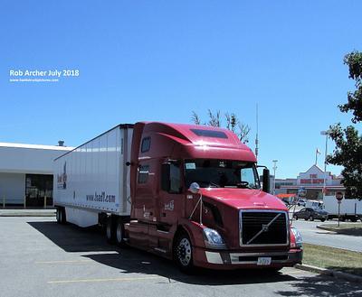 Truck Lines - L