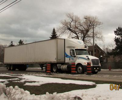 Truck Lines - O