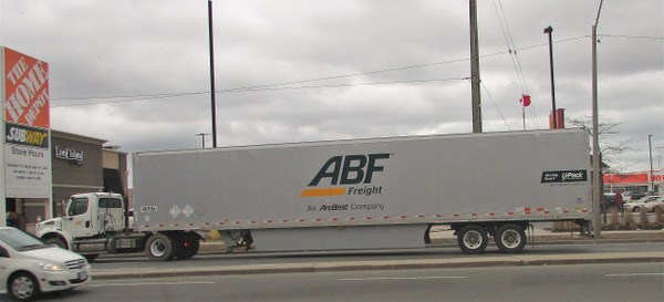 ABF Freight - Canada by RobertArcher