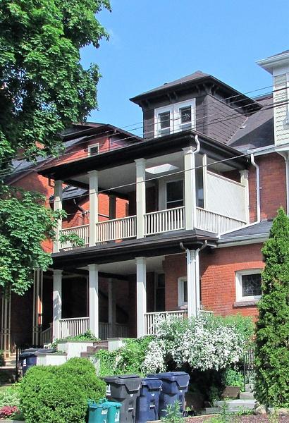 4 Chicora Avenue Toronto by RobertArcher