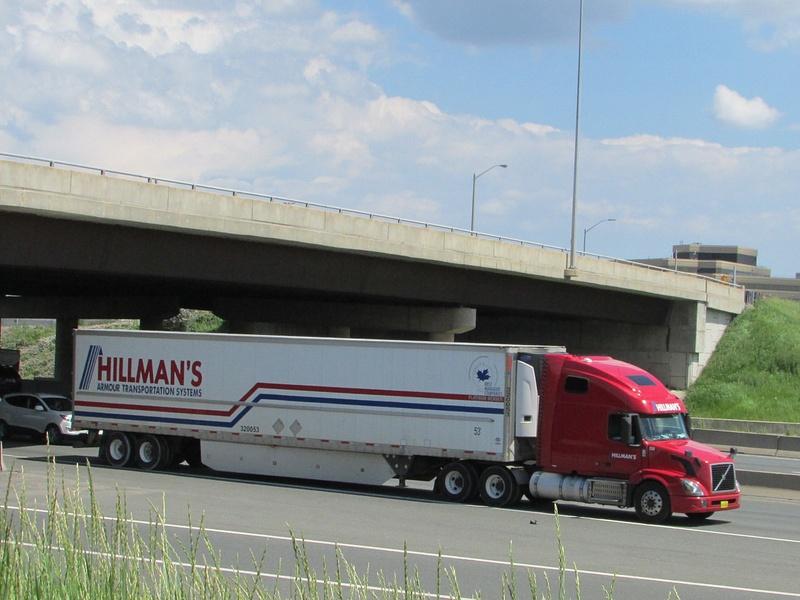 Armour Group - Hillman's Transfer