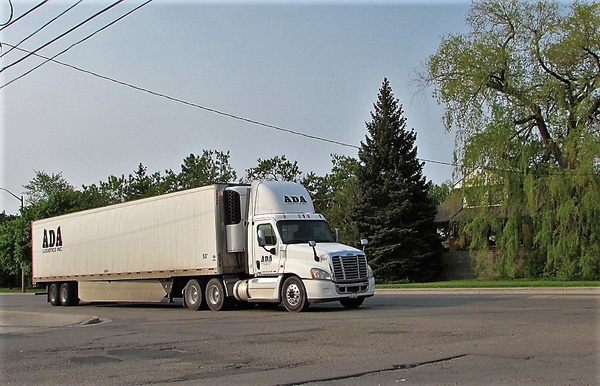 ADA Logistics by RobertArcher