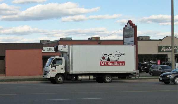 ATS Healthcare by RobertArcher