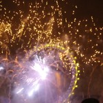 New Year, London, Dec 05