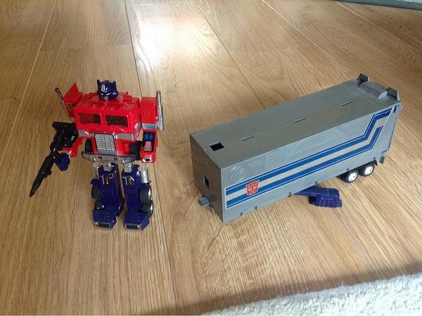 Transformers by GavinDobson by GavinDobson