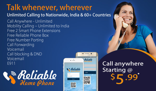 Unlimited  Calling  Features
