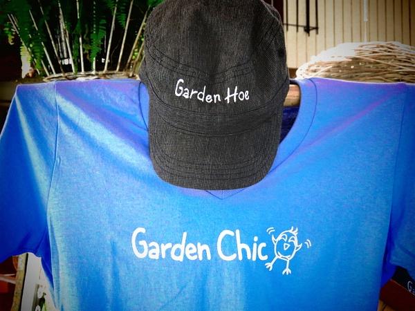 Shirt & hat by BeaHarrison