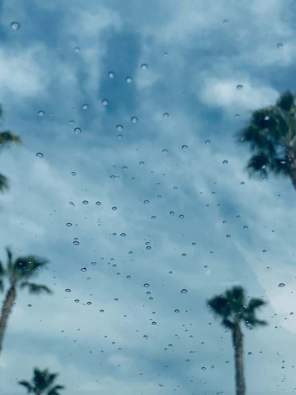 Small Drops in a Big Sky