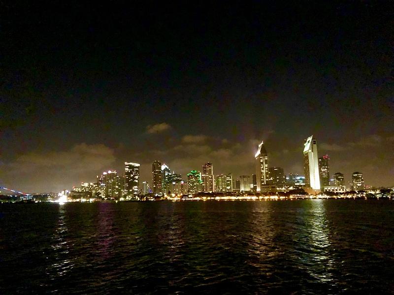 Night Life in San Diego