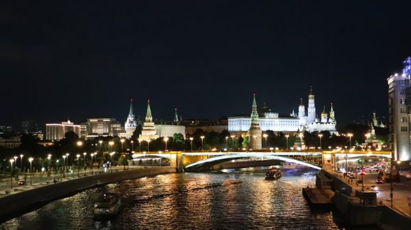Moscow 2018 by Valeriy