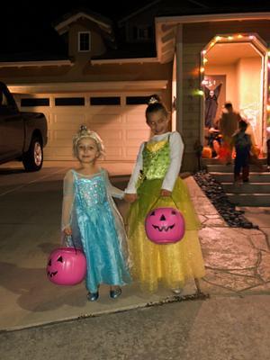 WEEK 4 Weekly Photos: Halloween Portrait