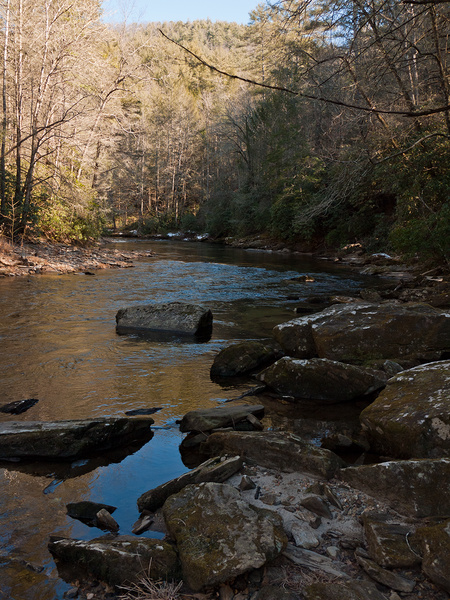 Chattooga 1-22-11 by GravenImg