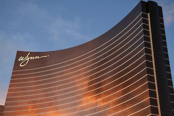 Las Vegas by lhinking