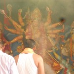 Basanti Puja @ RKL 2012