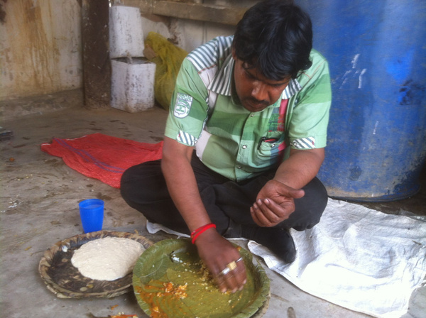Basanti Puja @ RKL 2012 by JyotiRanjna by JyotiRanjna