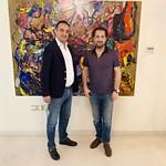 Mohamed Dekkak and Naseer Shamma