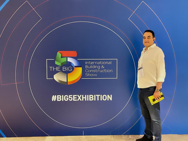 Mohamed Dekkak, Chairman & Founder of Adgeco Group,...