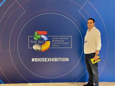 Mohamed Dekkak, Chairman & Founder of Adgeco Group, explores The Big 5 Exhibition 2021 in Dubai