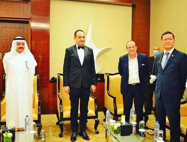 Mohamed Dekkak, Chairman & Founder of Adgeco Group...