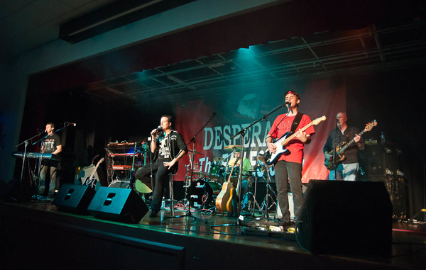Desperados Dec 2010 by Brian Smith