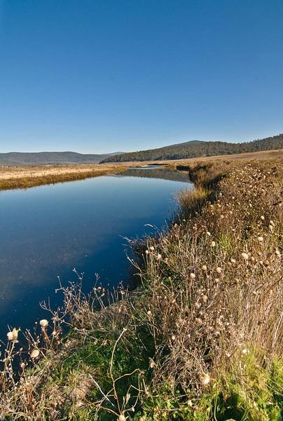 Eucumbene River 1 by Brian Smith