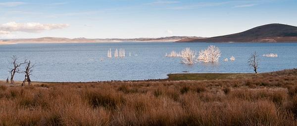 Lake Eucumbene by Brian Smith