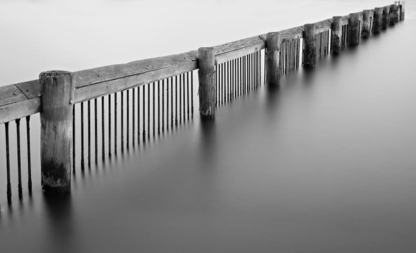 _Pool Fence by Brian Smith