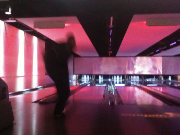 Bowling by Brian Smith