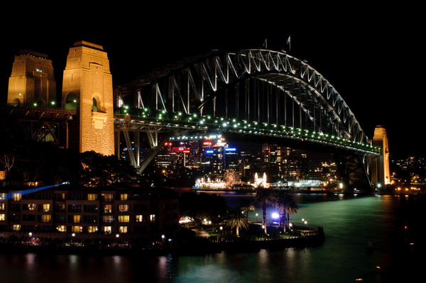 Sydney Harbour Bridge by Brian Smith