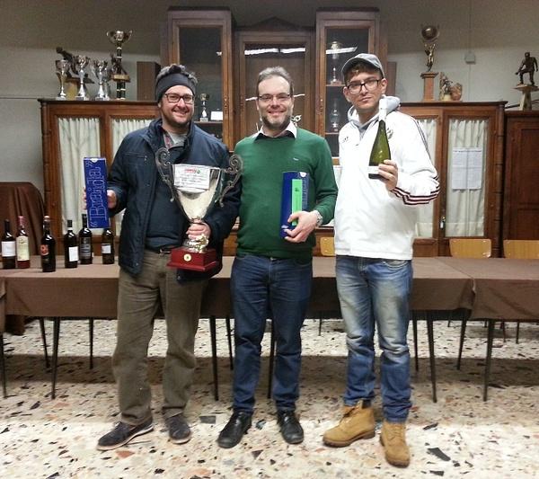 Campionato Provinciale Assoluto 2019 by Astiscacchi