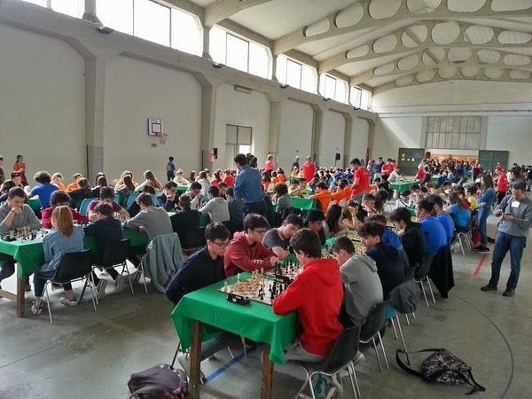 Campionati Sportivi Studenteschi 2019 by Astiscacchi