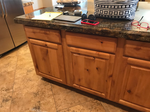CABINETS NEED HARDWARE by HapiKendall
