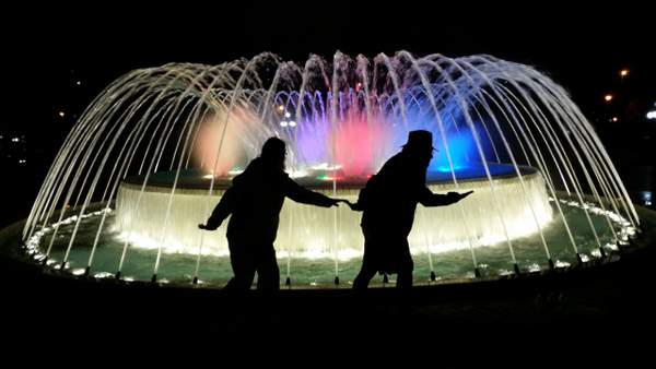 Magic Water Circuit, Lima, Peru