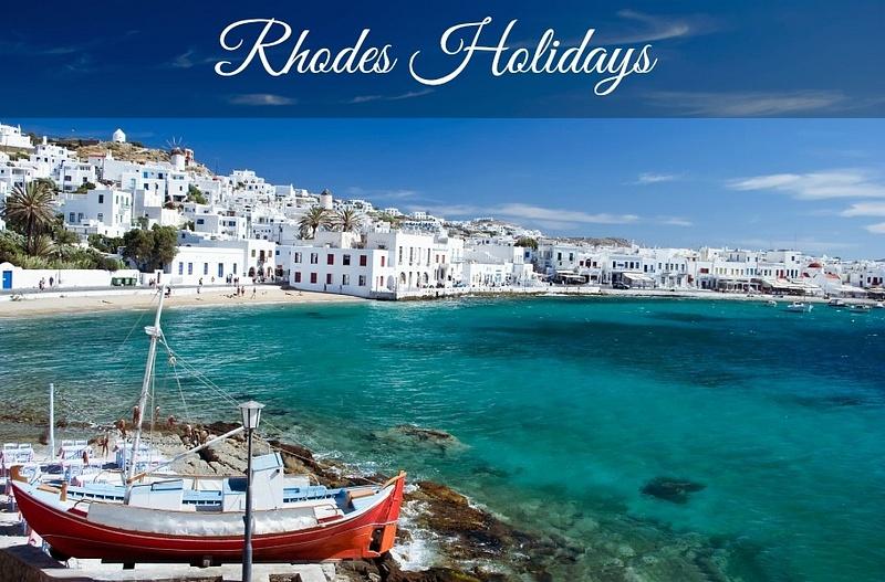 Cheap Holidays to Rhodes | Rhodes Holidays | Greek Holidays