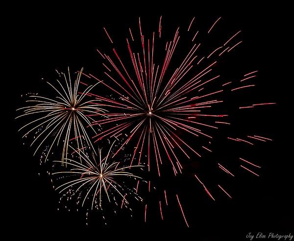 Fireworks by JoyElisePhotography