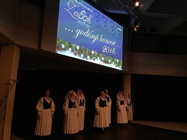 Ansambl Zabok - Godišnji koncert 2018. by AZ .
