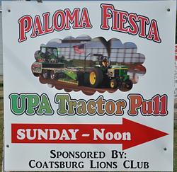 Paloma Fiesta 2013