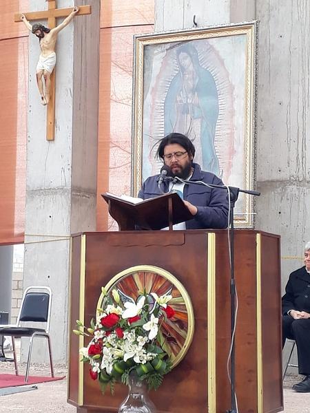 Nuestra Misa de Febrero 2019 by Sectorcentro