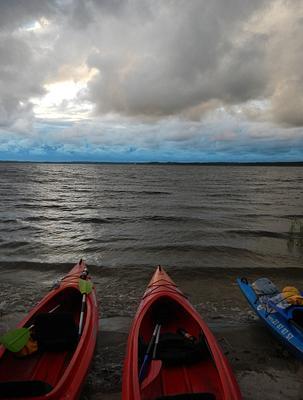 Kayaking - Kisezers - Old Riga - Sunstone