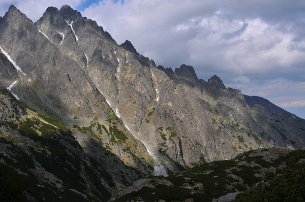 Thorns of High Tatras by Victor Francuzov