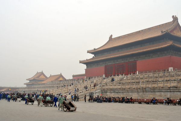 Forbidden City by Victor Francuzov